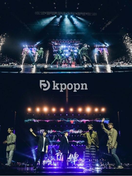《音樂銀行》香港演唱會