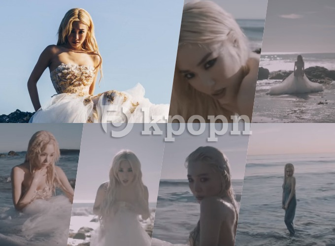 Tiffany《Born Again》MV 截圖