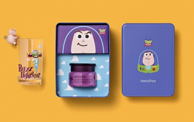innisfree x 玩具總動員「鐵盒組 (巴斯光年)」