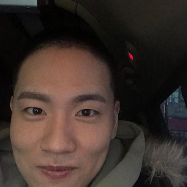 Hanhae 入伍髮型