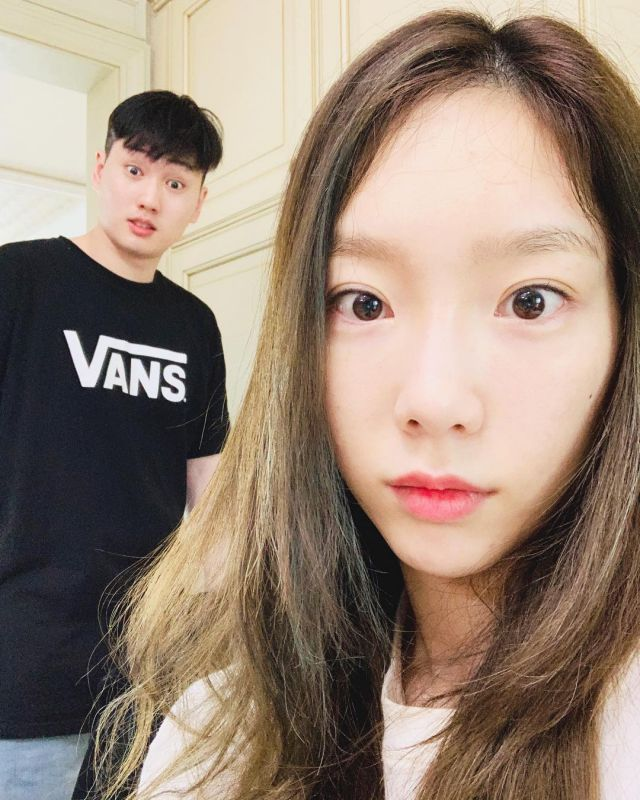 太妍與親哥哥