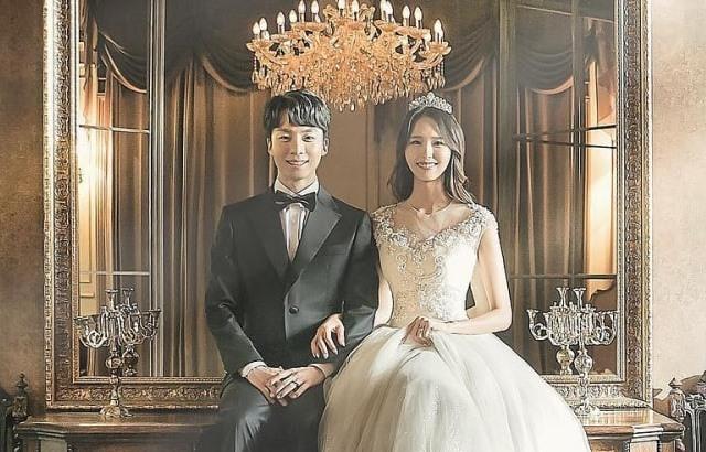 P-Goon、Yumin 婚紗照 (縮圖)