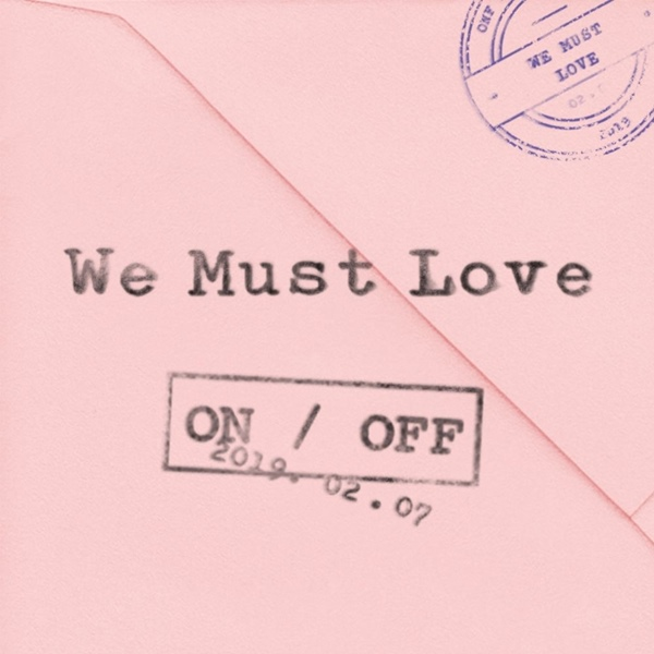 ONF《We Must Love》封面