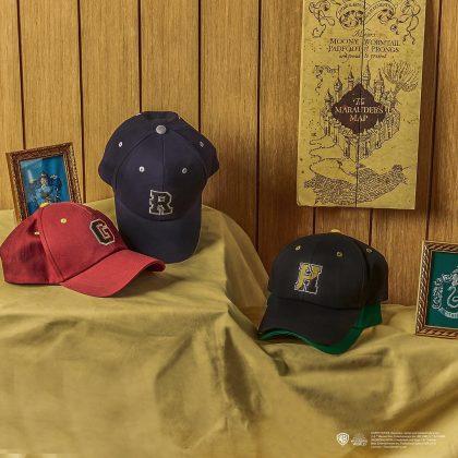 SPAO x 哈利波特:學院代表字母刺繡棒球帽