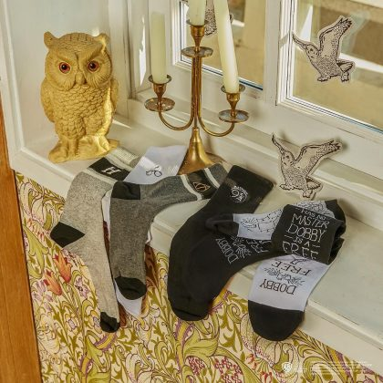 SPAO x 哈利波特:電繡襪子