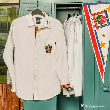 SPAO x 哈利波特:學院徽章襯衫