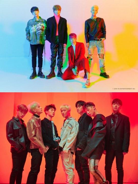 因胜利事件,两间大学先后抵制YG 歌手参与学校庆典活动 - Kpopn -20190215_winner-ikon