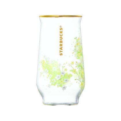 2019 韓國星巴克春季商品@玻璃杯