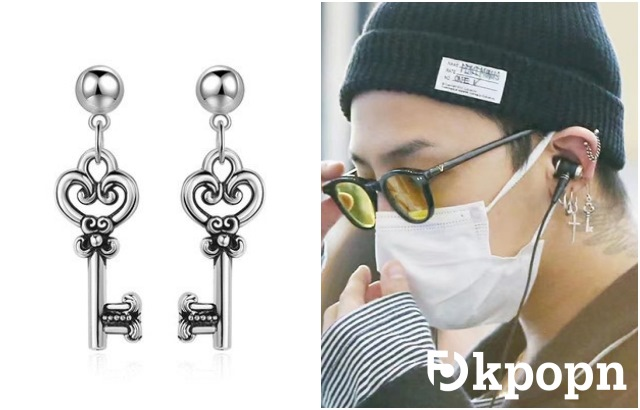 G-Dragon 絢彩家耳環 (OSMAR)