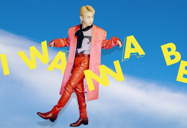 KEY《I Wanna Be》概念照