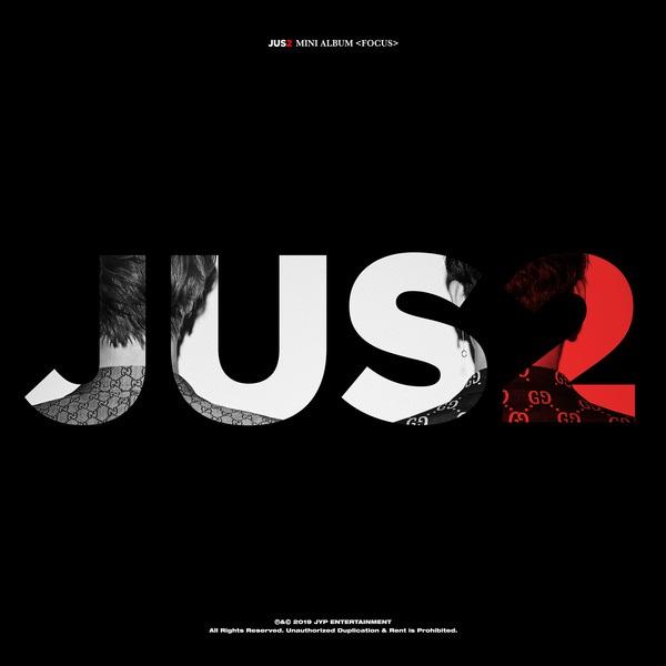 Jus2《FOCUS》封面