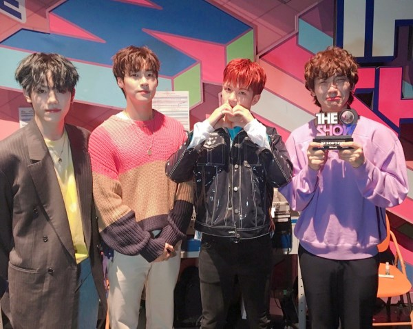 N.Flying《THE SHOW》一位