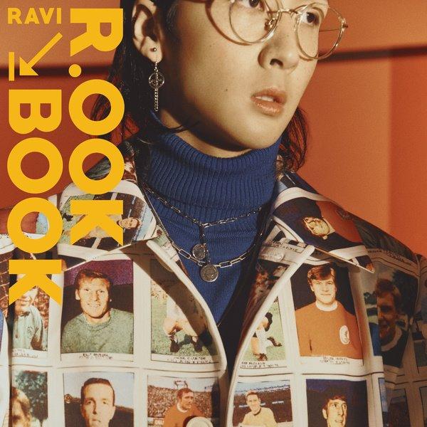 Ravi《R.OOK BOOK》封面