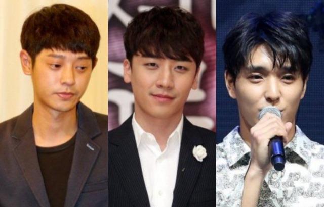 受丑闻影响,郑俊英、胜利、锺训暂时被禁止出演任何 KBS 节目