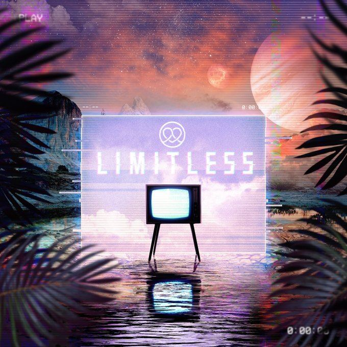LIMITLESS《Dreamplay》封面