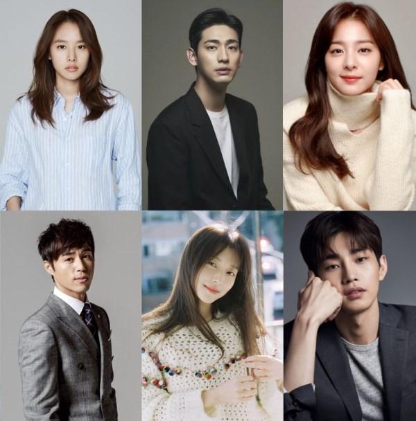 赵允熙、尹博、薛仁雅...等确定主演 KBS 九月全新週末剧