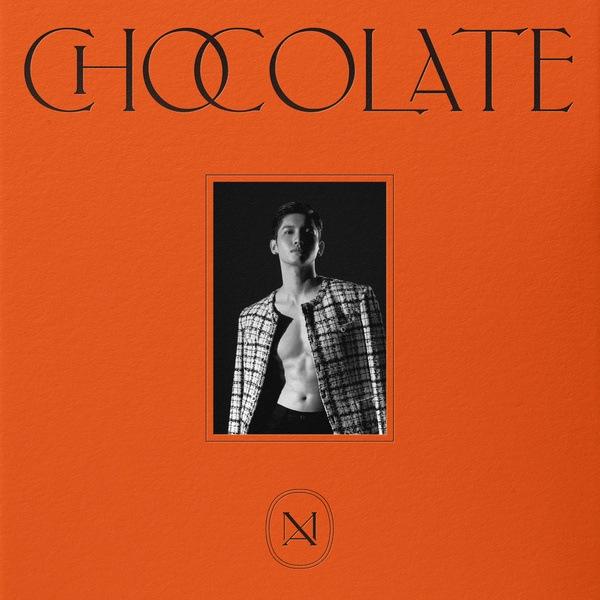 昌珉《Chocolate》封面照