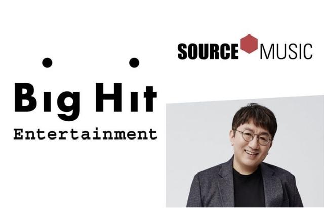 Big Hit Ent. 收购 GFRIEND 公司 Source Music