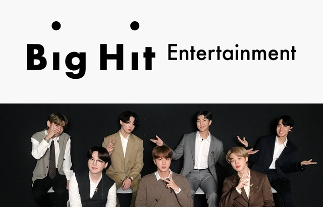 Big Hit Entertainment、BTS