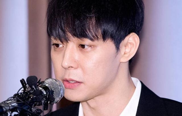 朴有天被法院判定要赔偿受性侵女子韩币1亿元