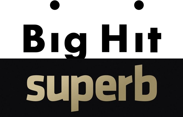 縮圖 / Big Hit Entertainment、superb logo