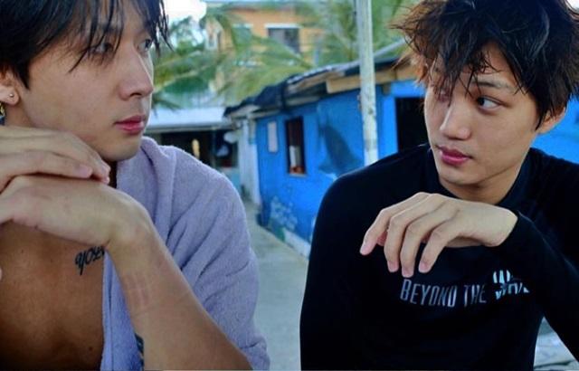 EXO KAI 託 VIXX Ravi 帮他解释为何最近没有更新 IG