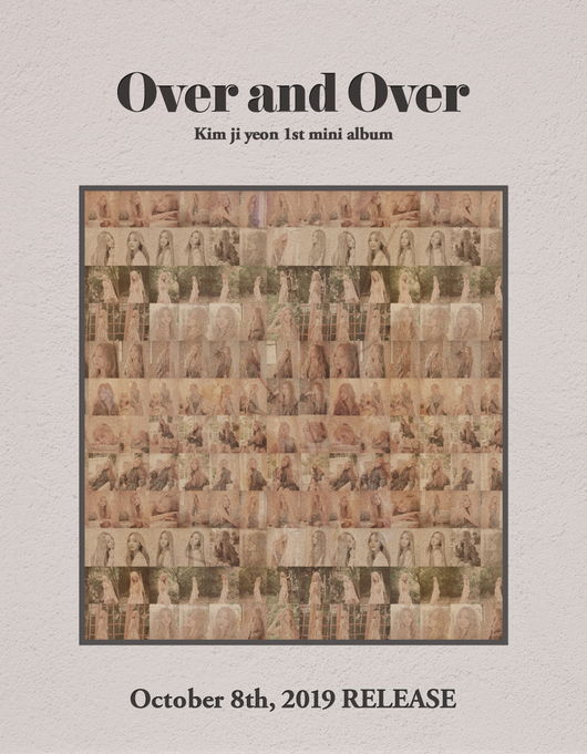 Kei《Over and Over》預告照
