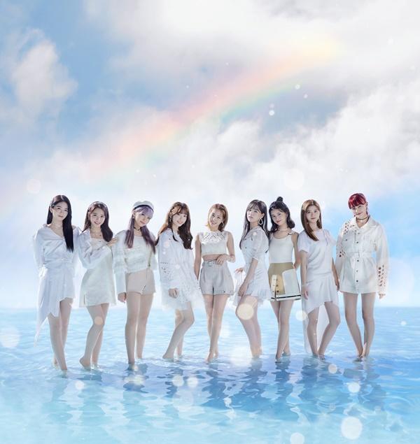 JYP 第一组 JPOP 女团 NIZIU 将于12月正式出道!