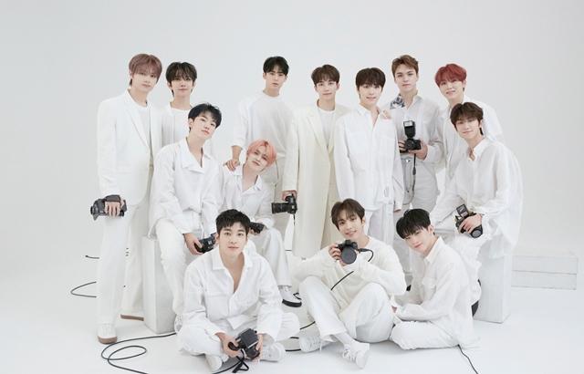 SEVENTEEN 担任全新综艺《IDOL WONDERLAND》首组来宾!