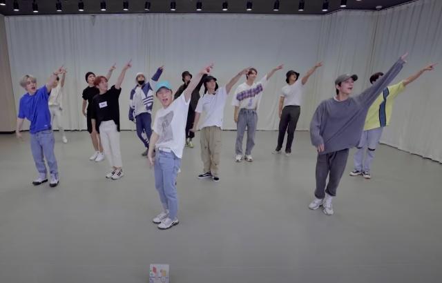 縮圖 / SEVENTEEN《MY MY》舞蹈練習版