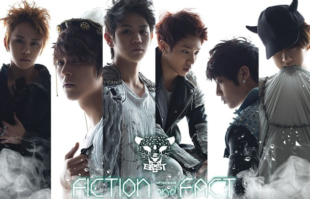 BEAST《Fiction and Fact》