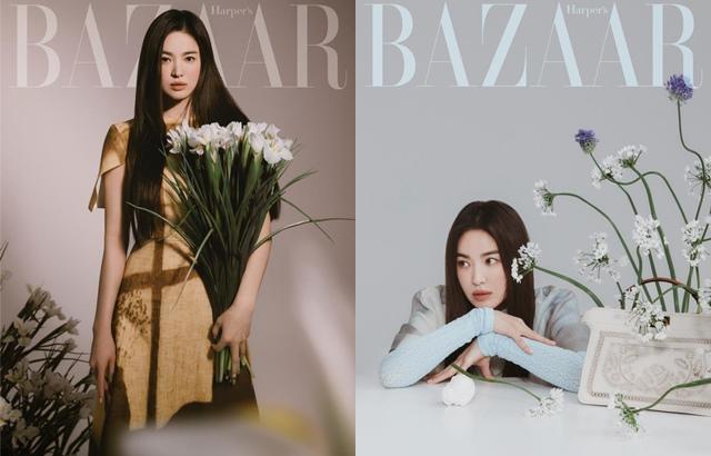 宋慧乔任 FENDI 首位韩国女演员代言,杂誌自述演艺事业