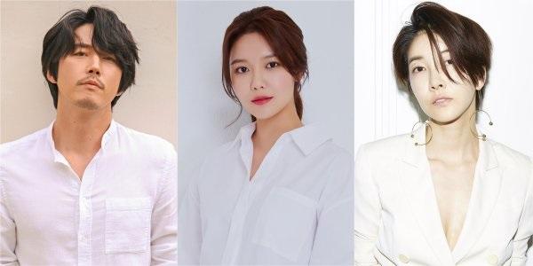張赫、秀英、陳瑞妍攜手合作OCN 明年新劇《如實陳述》 - Kpopn