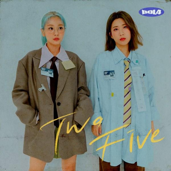 臉紅的思春期《Two Five》封面