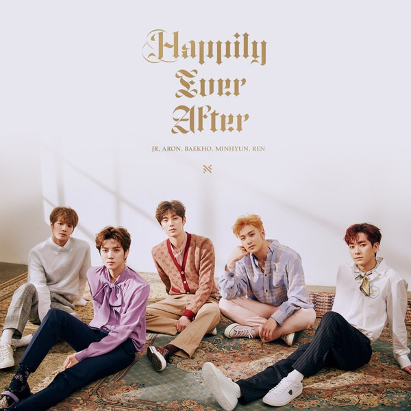 NU'EST《Happily Ever After》封面