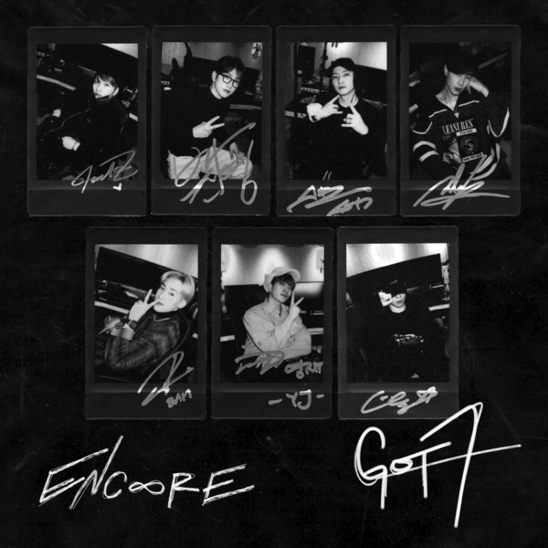 GOT7《Encore》封面