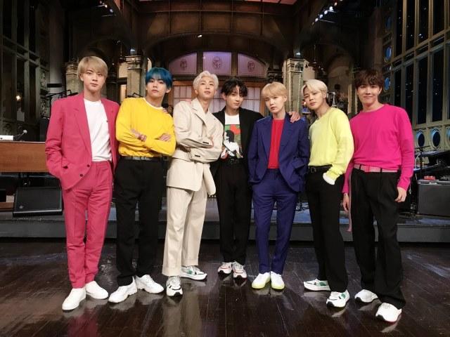 BTS 又得奖啦!连续三年在《Teen Choice Awards》获奖