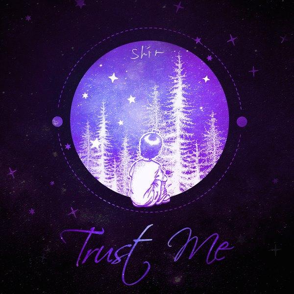 SHIN《Trust Me》封面