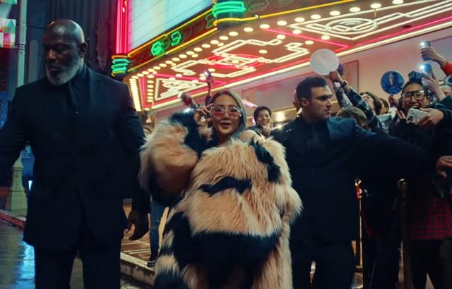 韩国 SOLO 女歌手最初!CL 演出美国「塔可鐘」电视广告!