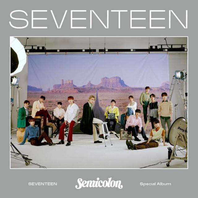 SEVENTEEN《'; [Semicolon]》概念照