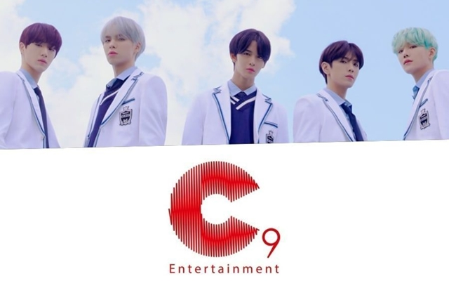 CIX、C9 Entertainment