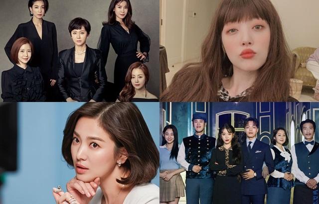 Google 韓國2019關鍵字TOP10:Sky Castle、Sulli、宋慧喬、德魯納酒店