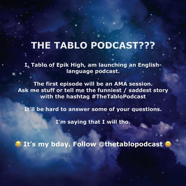 Tablo 开 Podcast
