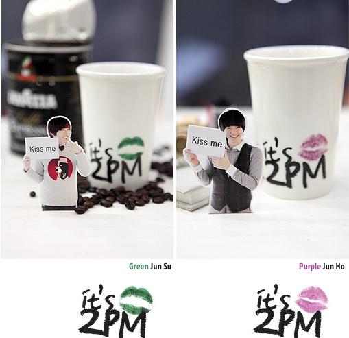 2PM Kiss Me JunSu JunHo