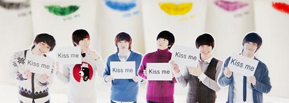 來跟2PM間接親吻吧!