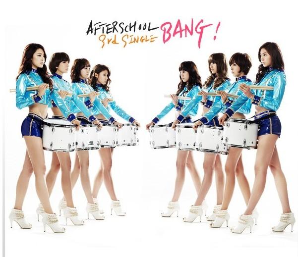 2010 年 After School 新單曲 Bang!