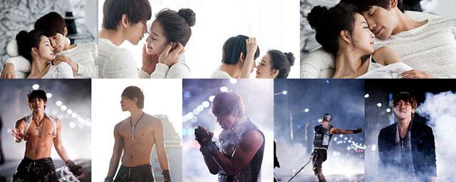 Rain 的新歌 Love Song MV