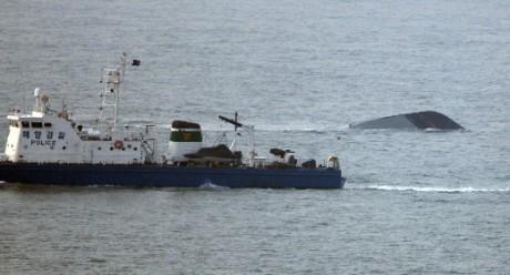 2010年南韓軍艦下沉