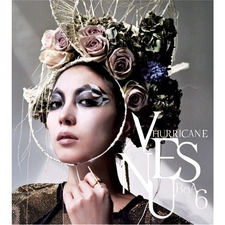 BoA new album cover