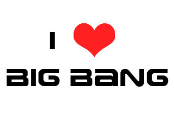 I heart Big Bang